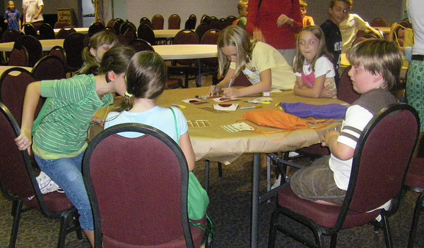 Third Grade Bible Adventure