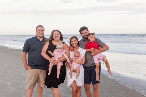 Dickson Family Beach Portraits