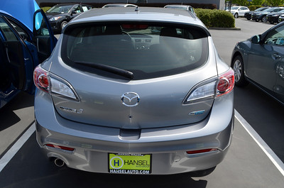 New Car Mazda 3 - April 2012