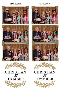 Christian & Cymber's Wedding