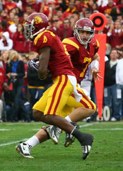USC vs. Arizona Football 09