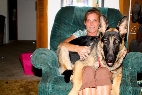 Sasha the Dog