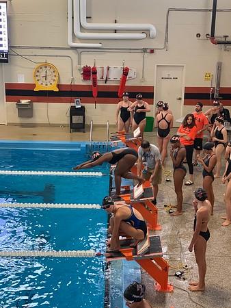 Girl Swimming Varsity Fall 2019