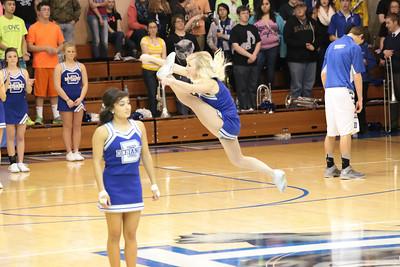 DHS Basketball 01-21-2014