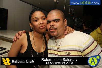 Reform - 13th September 2008