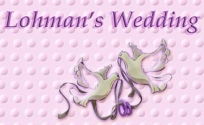 Lohman's Wedding