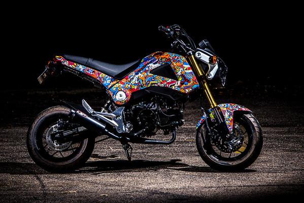 11.10.16 - TTS Honda Grom
