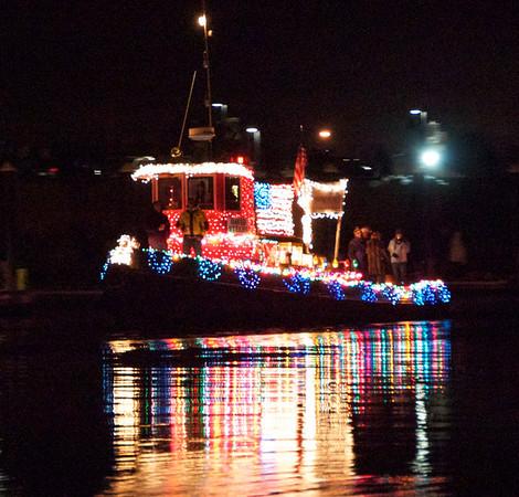 Stamford Boat Parade 2013