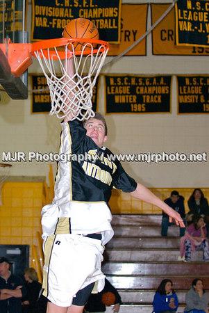 St. Anthony's VS Kellenburg V Basketball 2-9-07