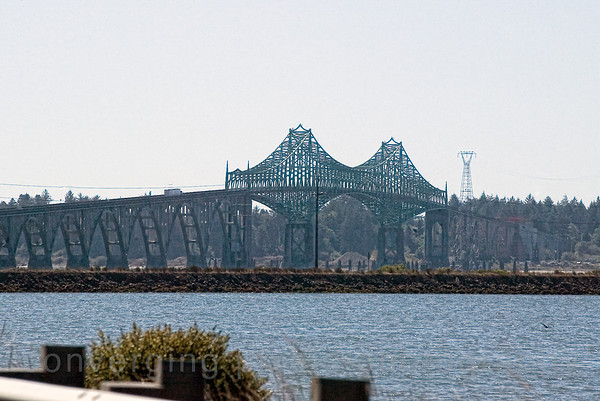 """Coos Bay Bridge"", Oregon.6774"