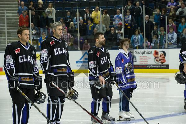 Braehead Clan v Fife Flyers (20 Oct 2012)