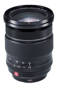 From Canon to Fujifilm - Fujinon XF 16-55mm F2.8