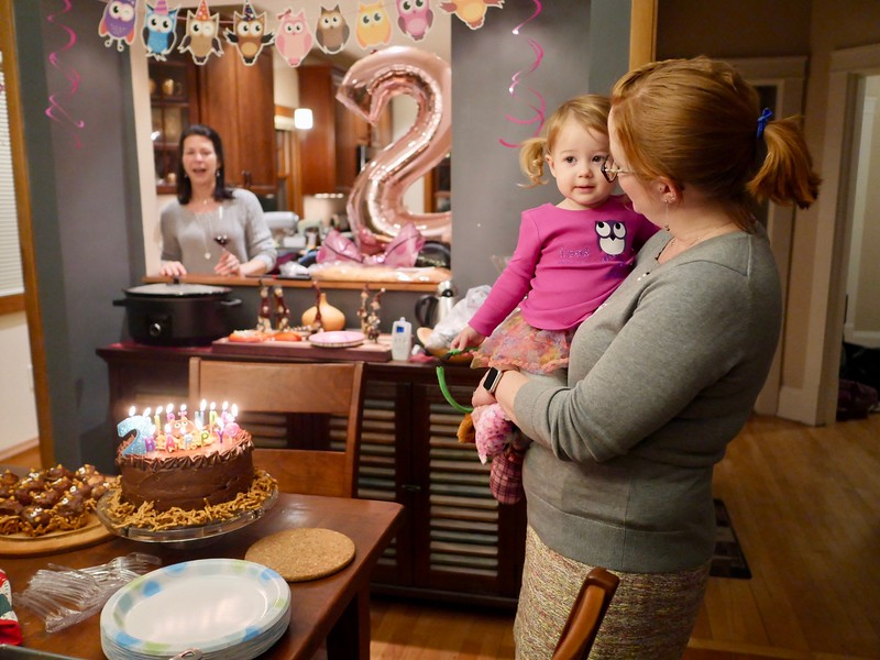 Gemma's 2nd Birthday Party