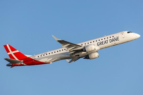 OY-GDA - Embraer 195