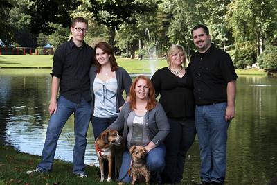 Linda McGovern and Family