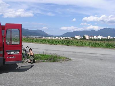 2005-08-28 Cyklo Turiec - Troky, Pata