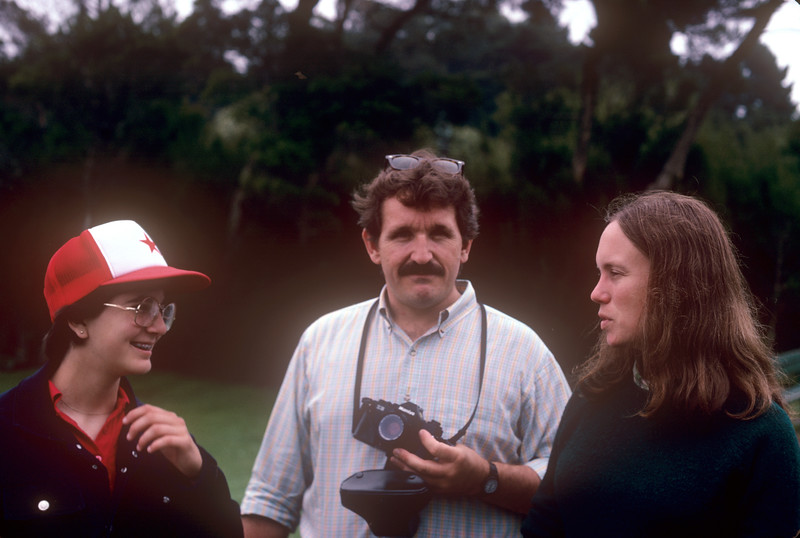 1983-08 Hearst Castle Chris, Bonnie & John Wankle.jpg