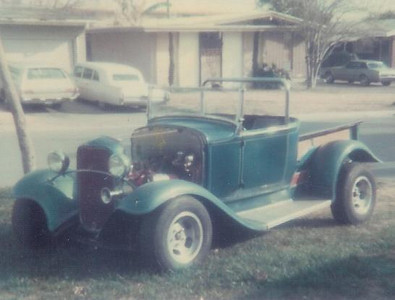 1932 Ford Roadster Pickup