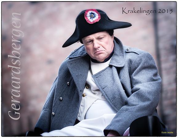 Krakelingen 2015 - Napoleon