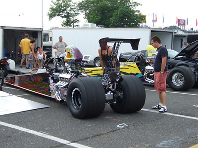 2009 Jet Car Nationals and  Monster Truck Meltdown