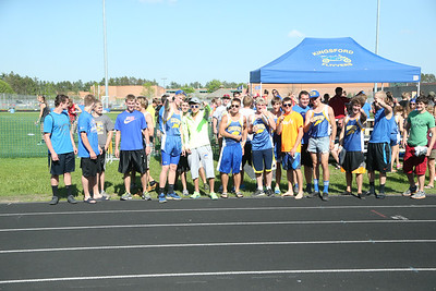 UP Boys' Awards - 2014 MHSAA T&F Finals