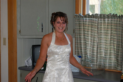 Barry and Jessica's wedding