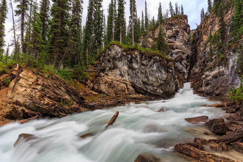 Twin Falls Chasm