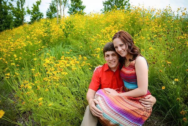 Emily Howard + Andy Shoultz- Engagement