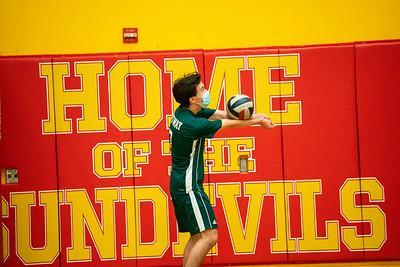 2021-04-26 PHS Vs Mount Carmel Boy JV Volleyball