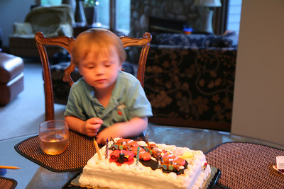Jack's 4th B-day