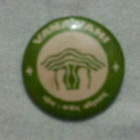 Amar's School Badge !
