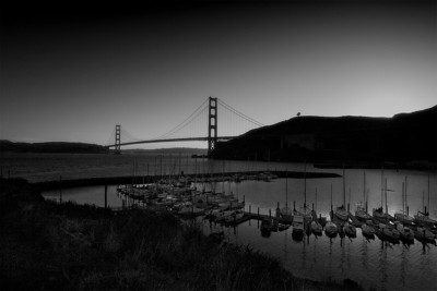 Harbor at Rest, S.F. Bay