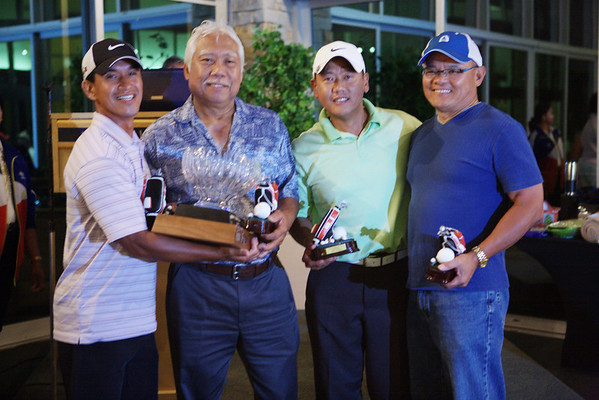 3rd Annual Milan Golf Cup Tournament - 2010