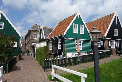 Marken, Netherlands, May 2013