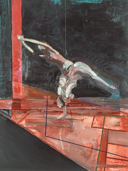 Floormarks #9 (1992)