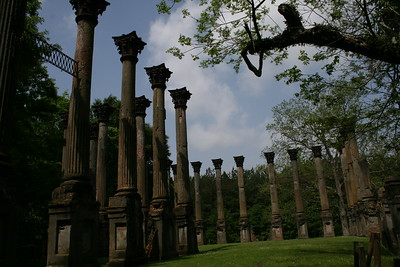 Mississippi: Windsor Ruins