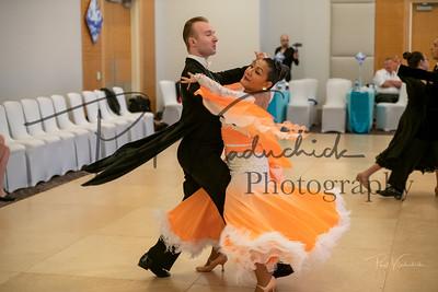 105 Susana Sarangaya and Pavel Kuzmin