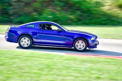 2021 SCCA TNiA  Aug 27 Pitt Nov Dk Blu Mustang V6