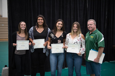 Athletic Scholars Recognition