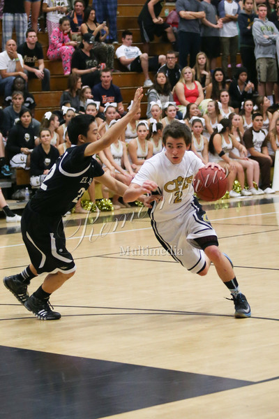 Canyon vs El Dorado Jan 21 2014