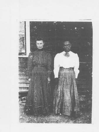 Walter Amos Latham and Elizabeth Sue Bryant