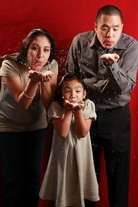 Diana, Danny and Kora 2010 Xmas