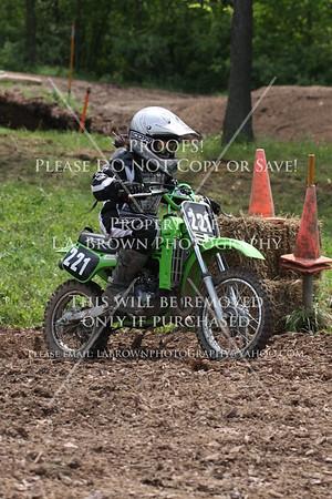 Moto1 7-9 10-11 60cc Hogback May 17, 2009