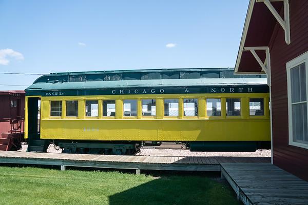 Douglas Wyoming Railroad Interpretive Center