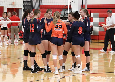 90419 Liverpool vs Baldwinsville Girls Volleyball