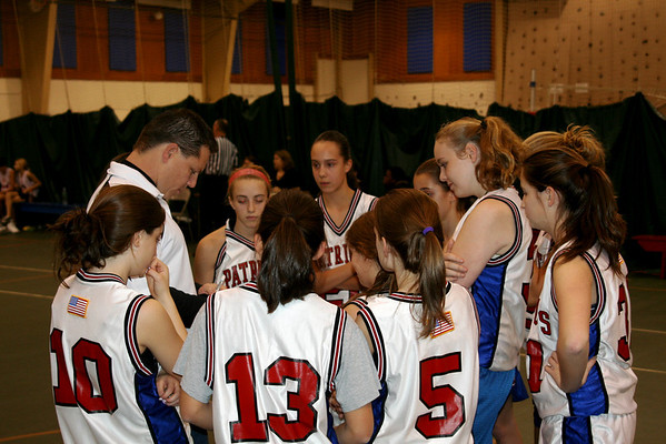 MS Girls Basketball 2007-08