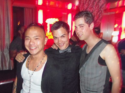 May 22, 2010 - REFLEX/ATLAS Black 2.0 DJ Paulo & Jack Chang