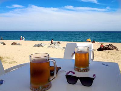 "Malgrat de mar, Spania..foto for da mesta med ""Iphone 4s"" 2012."