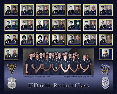 64th Recruit Class comp