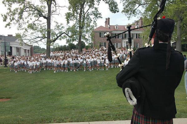 Daugh W. Smith Middle School Dedication Day